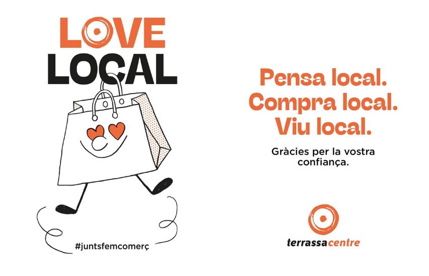 Love Local TerrassaCentre