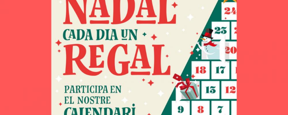 «Per Nadal, cada dia un regal»
