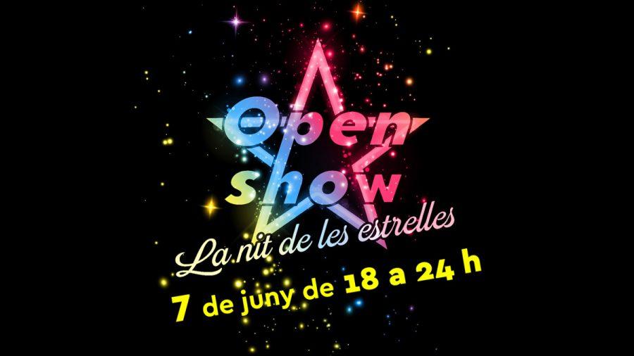 Open Show. La nit de les estrelles.