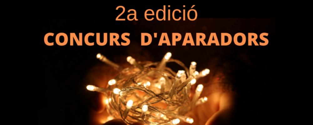 2a edició Concurs d'Aparadors