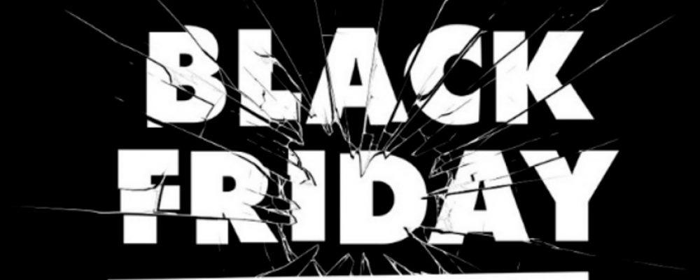 Black Friday 2018. Consulta els descomptes aquí!