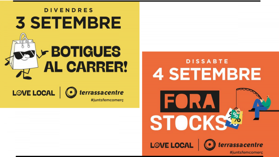 BOTIGA AL CARRER I FORA STOCKS