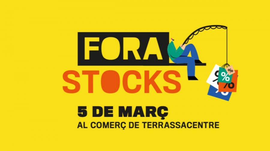 FORA STOCKS 5 DE MARÇ